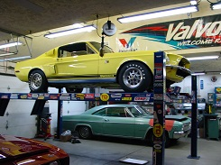 TM Automotive Muscle Cars StreetHot Rods And Classic Cars - Muscle car repair