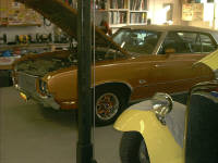 72 Oldsmobile Cutlass.  This one was easy. All it needed was a good tune up.